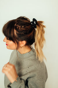 Lucy Girl Scrunchie