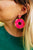 Donut Queen Drop Earrings