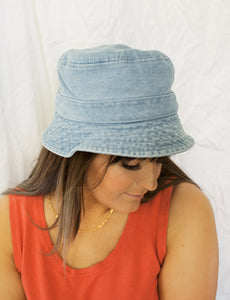 Mary Kate Bucket Hat