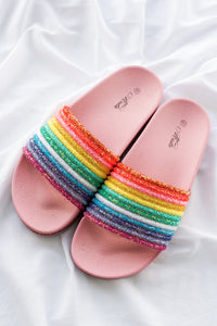 Rainbow Queen Slides