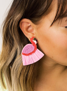 Single + Ready to Flamingle Studs