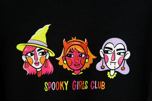 Spooky Girls Club Sweatshirt