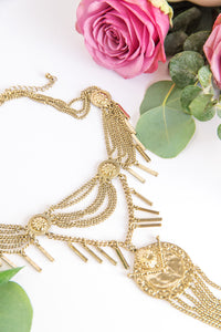 The Ophelia Layered Necklace
