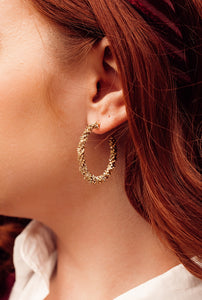 The Bellatrix Lestrange Hoops