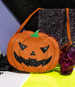 The Pumpkin Queen Purse