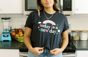 Today Is A New Day Exclusive Tee