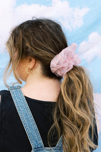Lilac Dreams Scrunchie