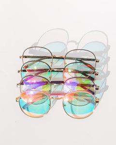Iridescent Dreams Blue Light Glasses