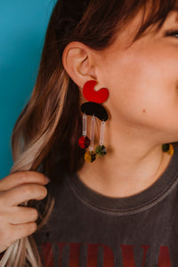Picasso Vibes Drop Earrings