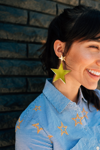 Starry Eyed Surprise Earrings