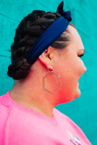 Cleopatra's Hexagon Hoops