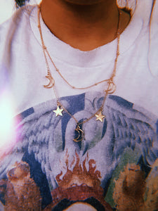 Moon Child Necklace ***RESTOCKED
