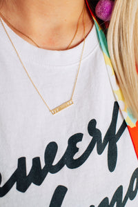 Feminist Necklace ***RESTOCKED