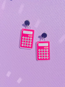 Algebra Queen Drop Earrings