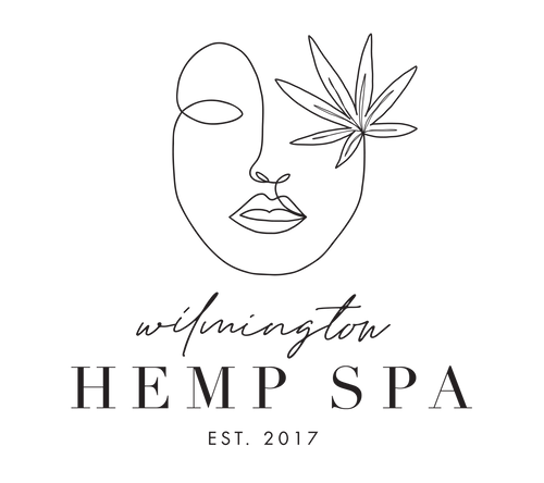 Wilmington Hemp Spa Logo
