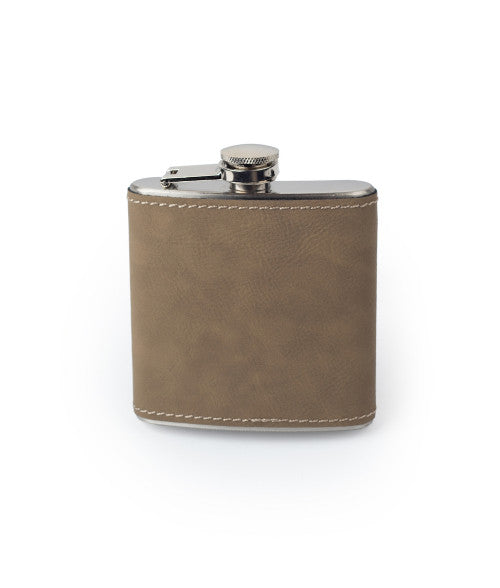 Personalized 6 OZ Hip Flask
