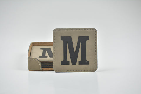 Personalized Square Coaster