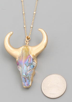 Ox Necklace