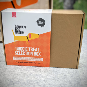 Doggie Treat Selection Box