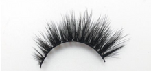 Load image into Gallery viewer, RawBar 3D Silk Latin Volume Eyelashes-Cruelty free-Black/Clear band
