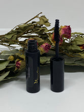 Load image into Gallery viewer, Natural Organic Black Mascara - All Natural, Organic Ingredients, Vegan, Cruelty Free, Gluten Free