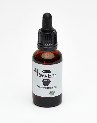 Raw Beard & Mustache Oil- All Natural - Organic-Gluten Free- Vegan - Cruelty Free