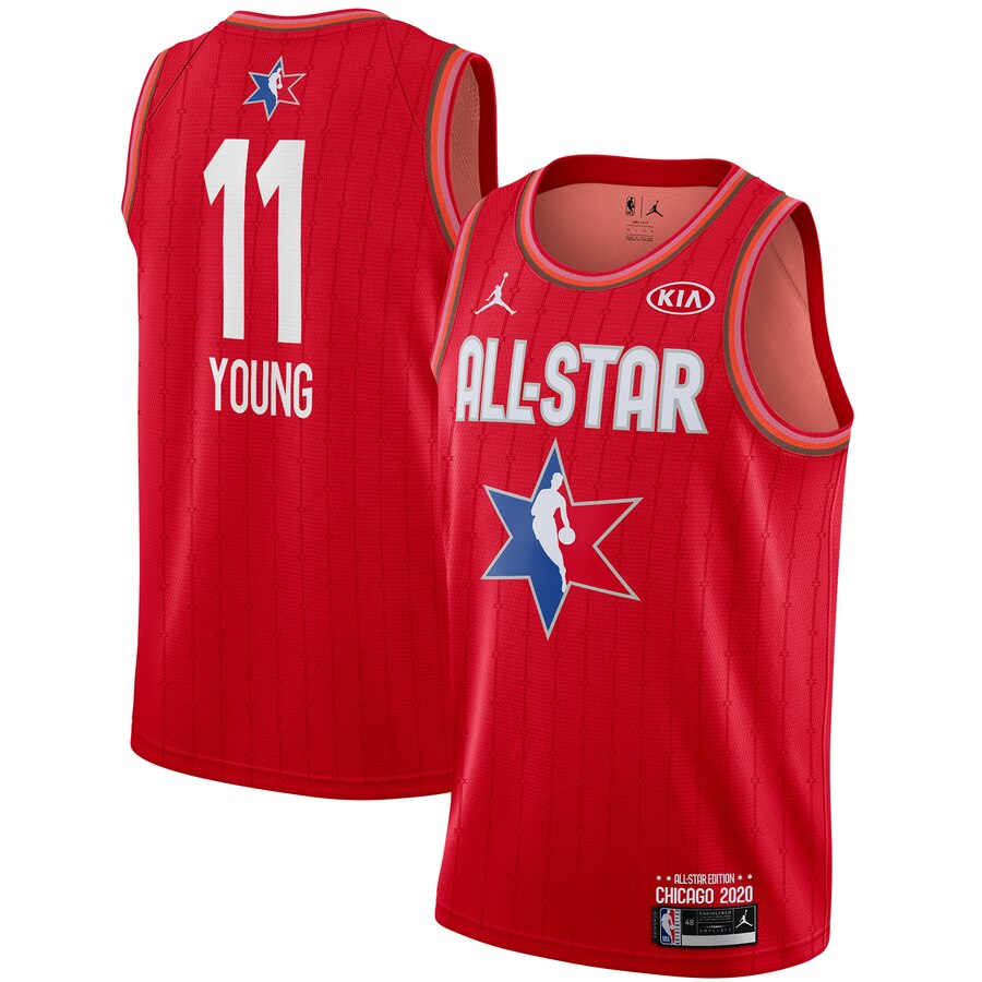 Trae Young All Star Jersey