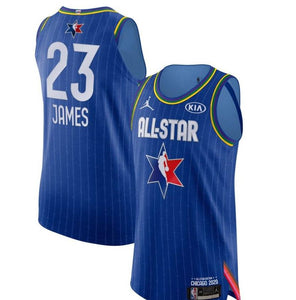 LeBron All Star Jersey