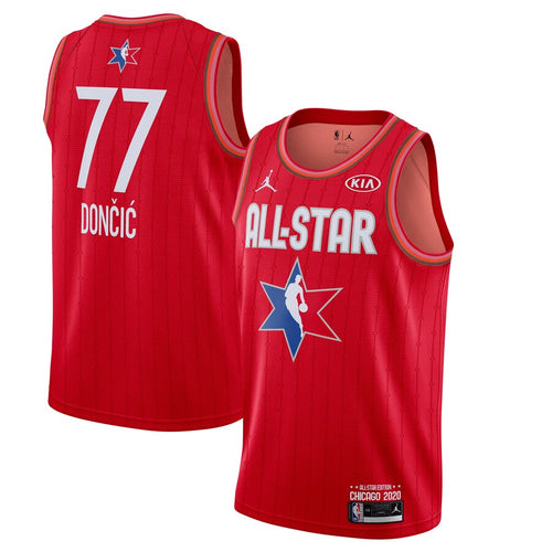 Doncic All Star Jersey