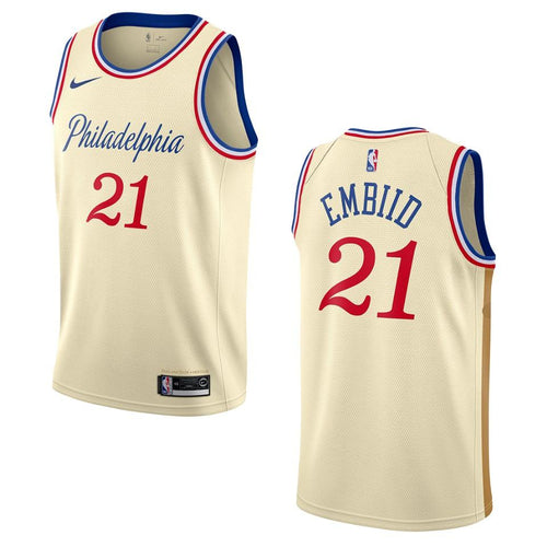 Embiid City Jersey