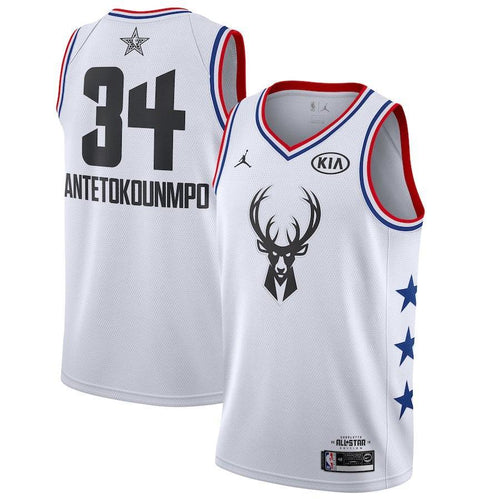 Giannis All Star Jersey