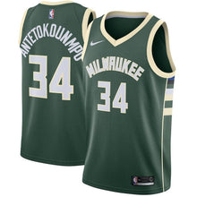 Load image into Gallery viewer, Youth Giannis Jersey
