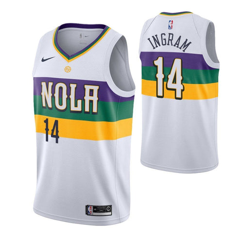 Ingram City Jersey