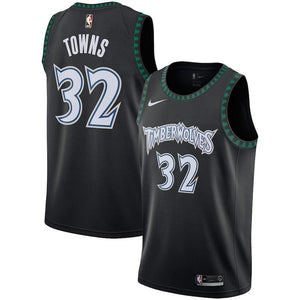 Towns Retro Jersey