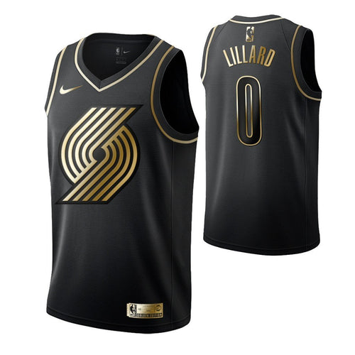 Lillard Gold Edition Jersey