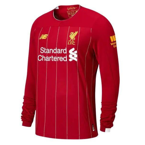 Liverpool Long Sleeve Jersey
