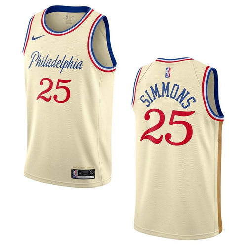 Simmons City Jersey
