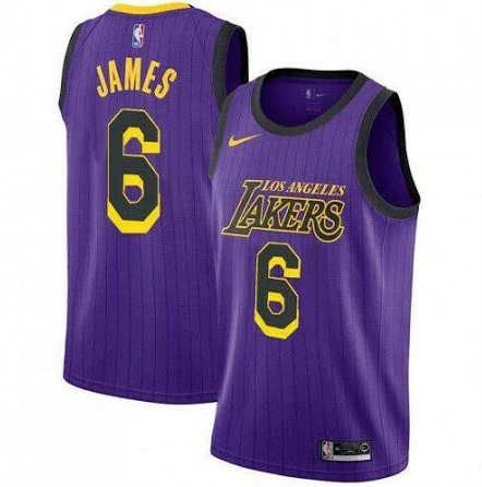 Youth LeBron City Jersey