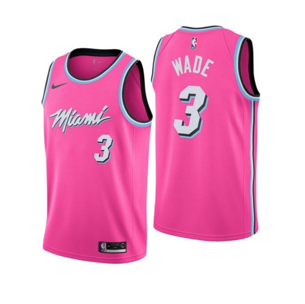 Youth Wade Earned Jersey
