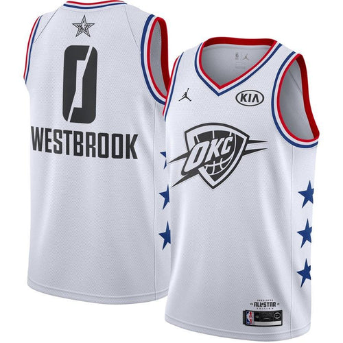 Westbrook All Star Jersey