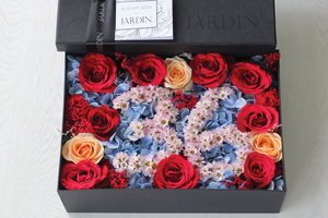 Customized BloomBox by Jardin