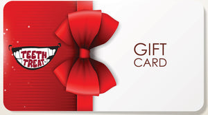 TEETH TREAT USA ONLINE GIFT CARD
