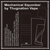 Mechanical Squonker (MS) By AmbitionZ VapeR x ThugNation Vape
