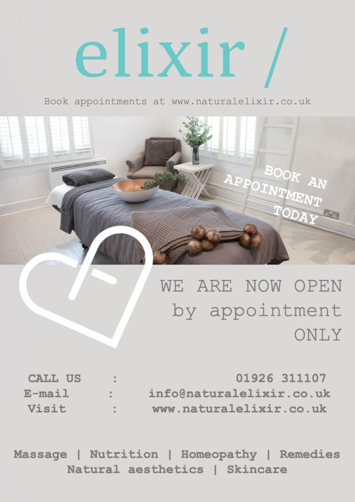 Clinic NOW OPEN in Leamington Spa