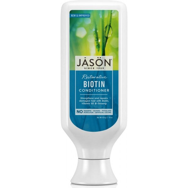 JASON Restorative Biotin Conditioner 454g