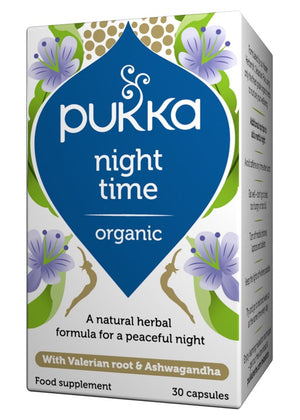 Pukka night time capsules 60 size