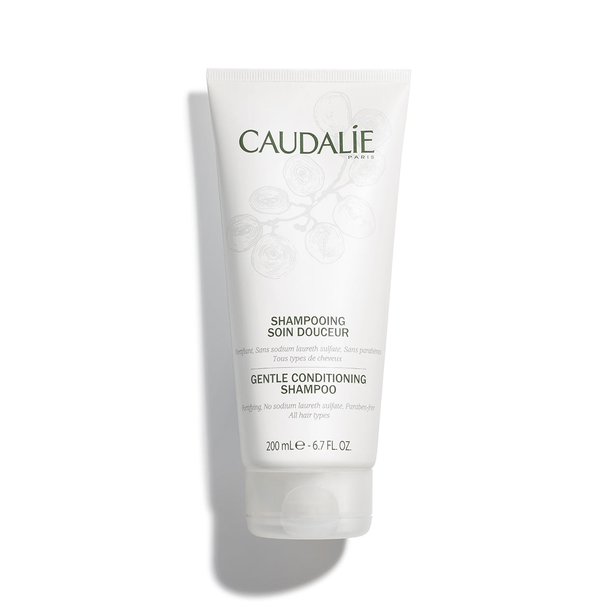 CAUDALIE Gentle conditioning shampoo 200ml