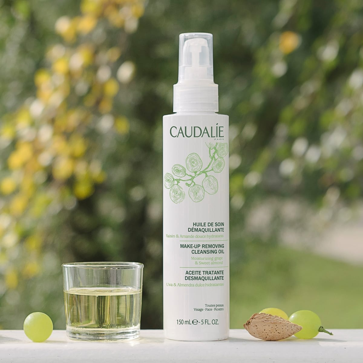 CAUDALIE Make-up Removing Cleansing Oil 150ml