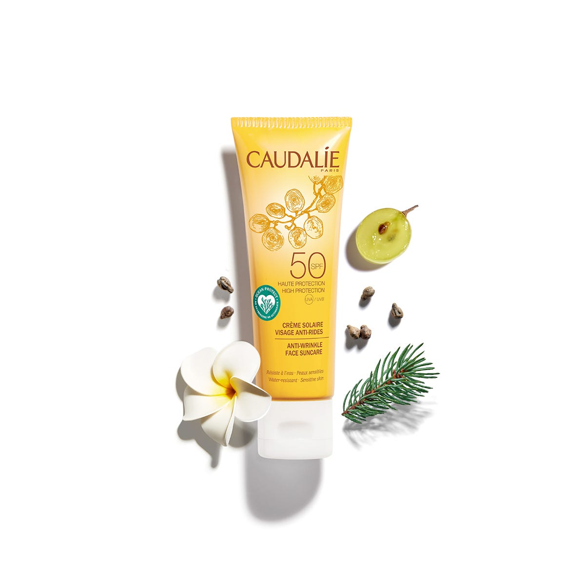 CAUDALIE Anti-Wrinkle Suncream SPF50