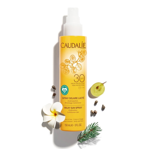Caudalie SPF30 Milky Sun Spray 150ml